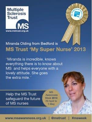 Picture of Miranda - MS Super Nurse 2013